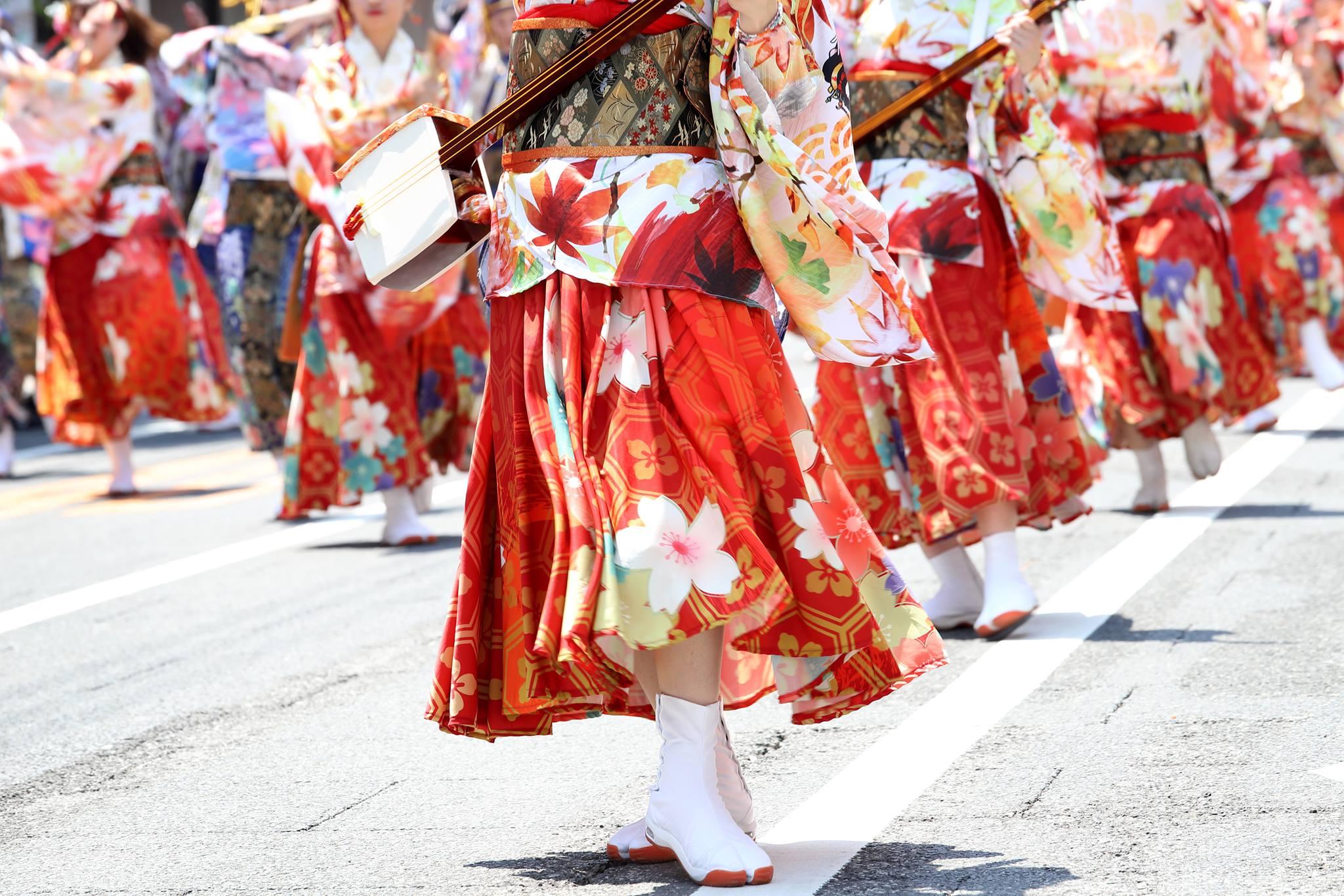 2019 OC Cherry Blossom Festival