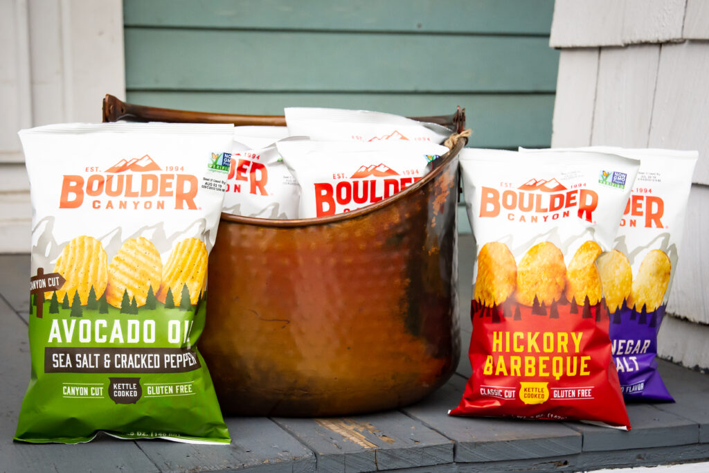 Boulder Canyon Celebrates 25th Anniversary with New Packaging