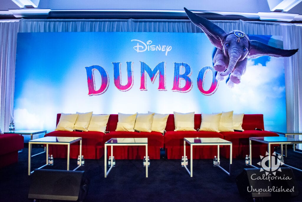 Dumbo Press Conference