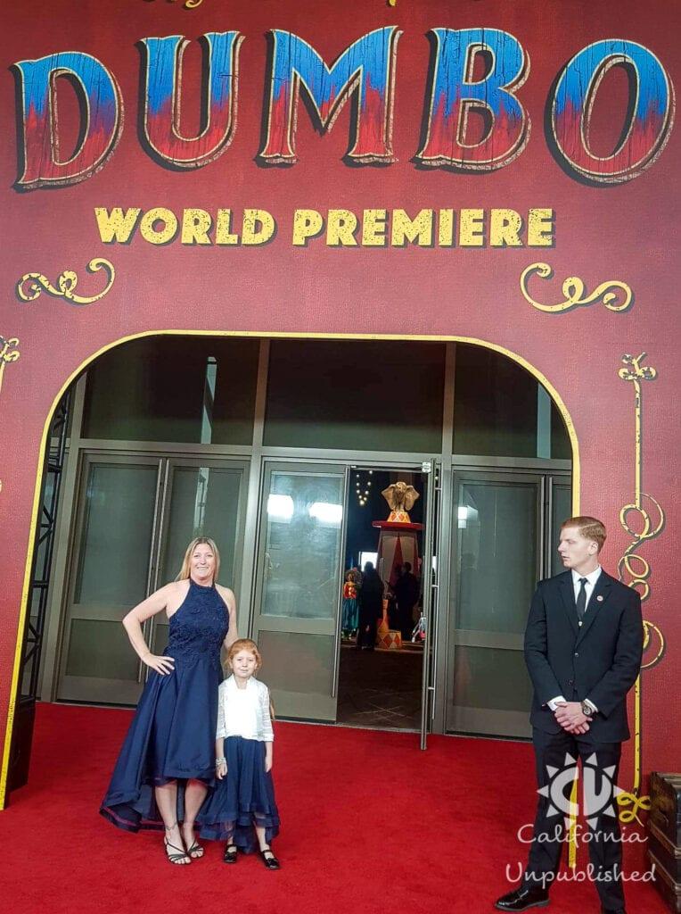 World Premiere of Disney's Dumbo