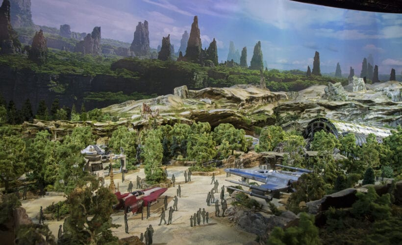 Star Wars: Galaxy's Edge Set to Open at Disneyland Resort on May 31 and at Walt Disney World Resort on Aug. 29