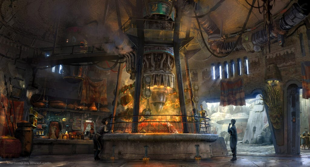Star Wars: Galaxy's Edge Set to Open at Disneyland Resort on May 31 and at Walt Disney World Resort on Aug. 29