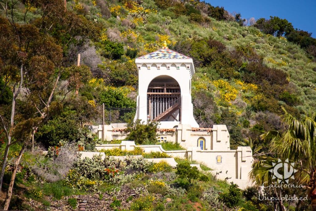 Chimes Tower, Avalon, Santa Catalina Island
