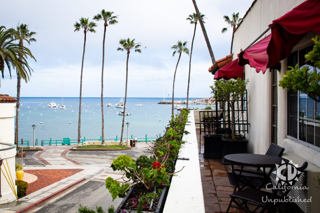 Portofino Hotel, Avalon, Catalina Island