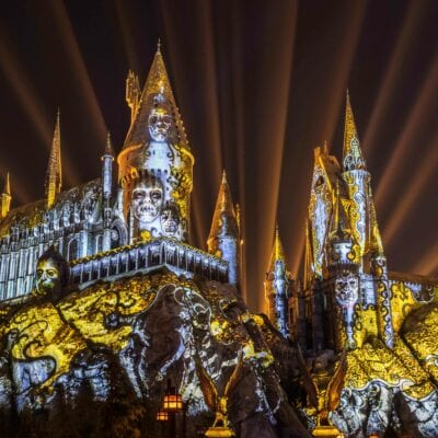 "A Powerful Dark Arts Spell Has Been Cast on ""The Wizarding World of Harry Potter"""