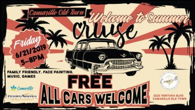 Welcome to Summer Cruise 2019