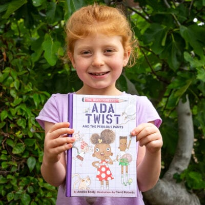 Giveaway: Ada Twist and the Perilous Pants - The Questioneers Book #2