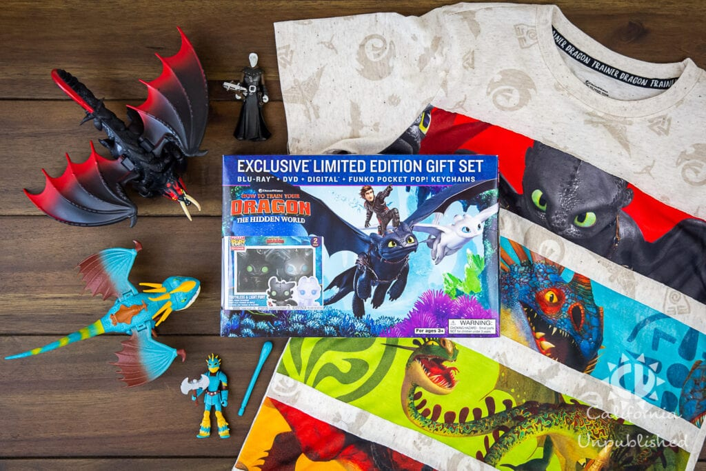 How to Train Your Dragon: The Hidden World Soars Home in an Exclusive DVD Gift Set