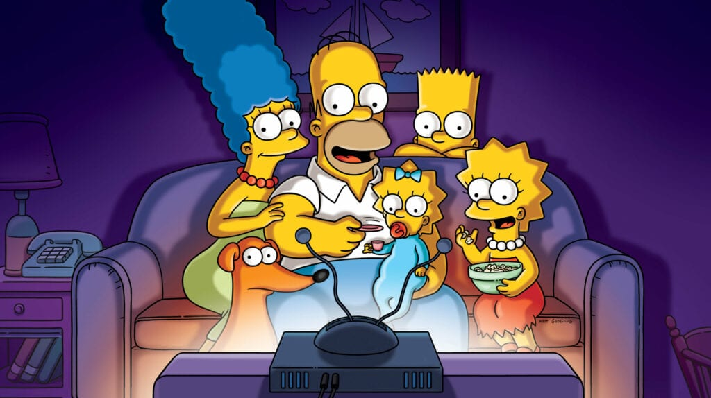 """""""AY CARAMBA!"""" Springfield Takes Over Anaheim as The Simpsons Make Their D23 Expo Debut"""