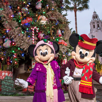 Disneyland Resort Will Let it Snow With Festive Traditions and Sparkling Décor to Celebrate the Holiday Season