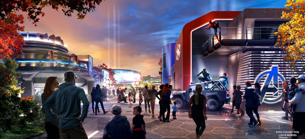 Disney Parks, Experiences, and Product Reveals Planned for D23 Expo