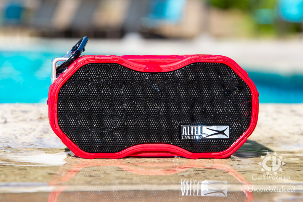 Take the California Music Scene with You | 6 Reasons to Add the Altec Lansing Baby Boom XL to Your Packing List